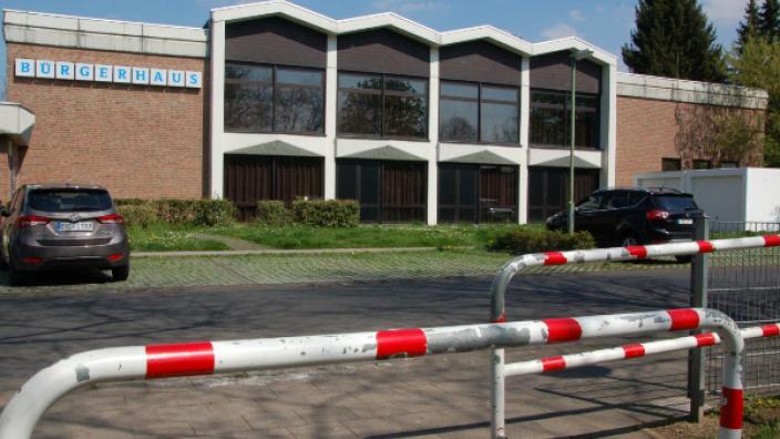 Bürgerhaus wird Multifunktionszentrum