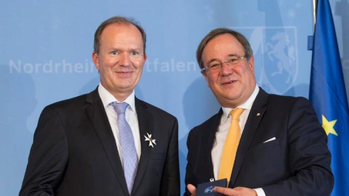 CDU gratuliert Michael Breuer zum Landesverdienstorden