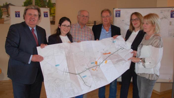 Umgehungsstraße L 93n nimmt wieder Fahrt auf - Drei Dörfer kämpfen für die Realisierung