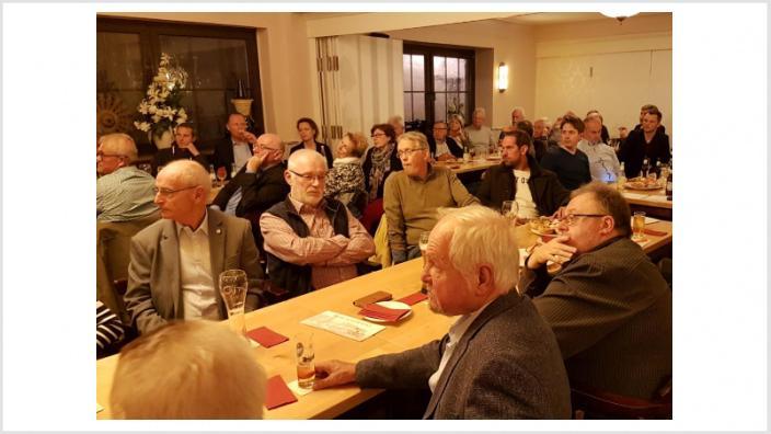 CDU Bergheim ehrt ihre Mitglieder