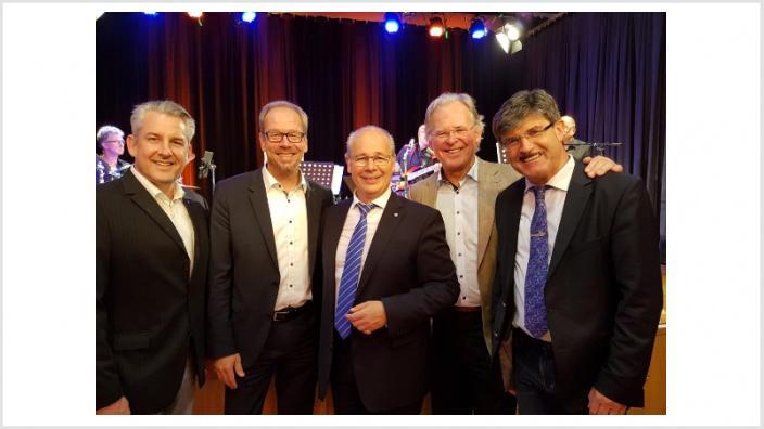 Georg Kippels ist weiter für den Rhein-Erft-Kreis im Bundestag aktiv