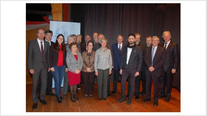 Neujahrsempfang der CDU Bergheim mit Verleihung des 16. Heiner-Leßmann-Preises
